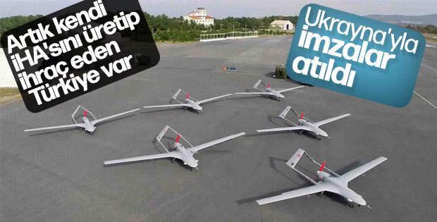 Ukrayna, Türkiye'den İHA alıyor
