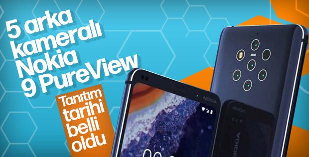 Nokia 9 PureView'ın ne zaman tanıtılacağı belli oldu
