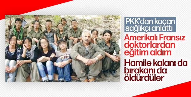 PKK'nın hamile kadını infazı, terörist ifadesinde