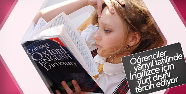 Yarıyıl tatilinde öğrencilerin rotası dil okulları