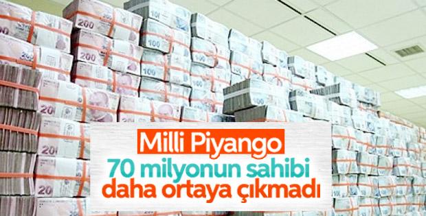 70 milyon lirayı kazanan talihli ortaya çıkmadı