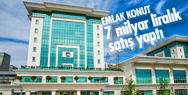 Emlak Konut'tan 6 bin bağımsız bölüm satışı