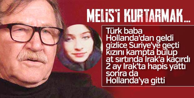 Türk babanın, atla kızını DEAŞ'tan kurtarma hikayesi
