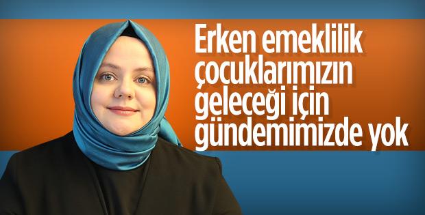 Bakan Zehra Zümrüt Selçuk'tan atama ve düzenleme açıklaması