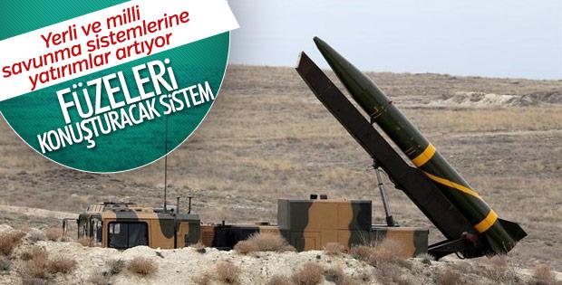 Milli savunma sistemlerine yenisi ekleniyor
