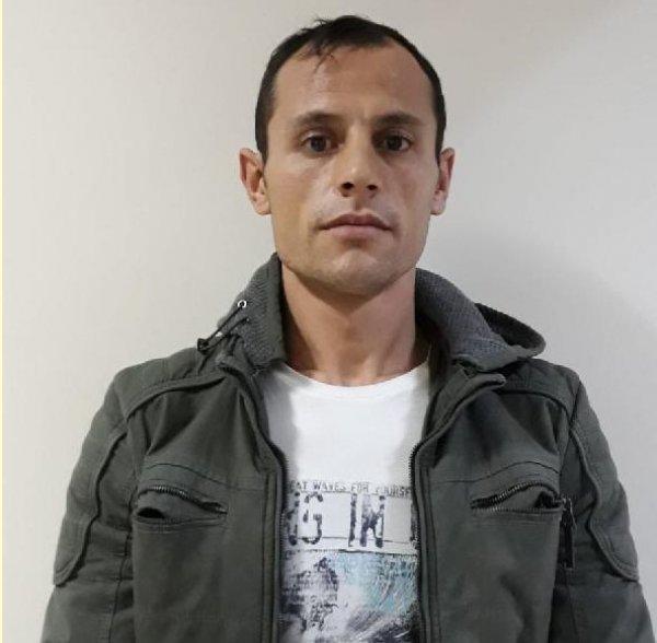 PKKlı terörist operasyonla Trabzonda yakalandı 13