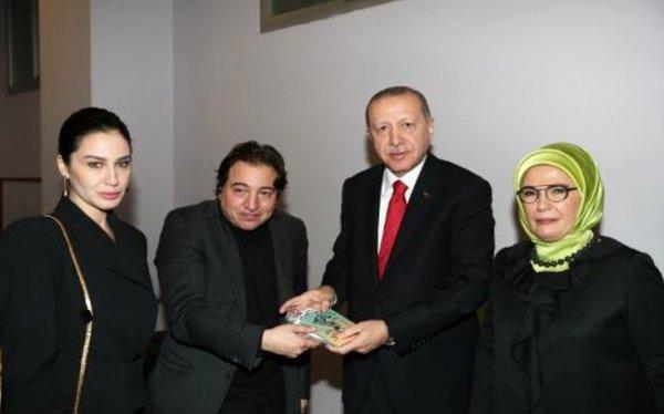 Fazıl Say-Erdoğan samimiyeti Beyaz Türkleri rahatsız etti