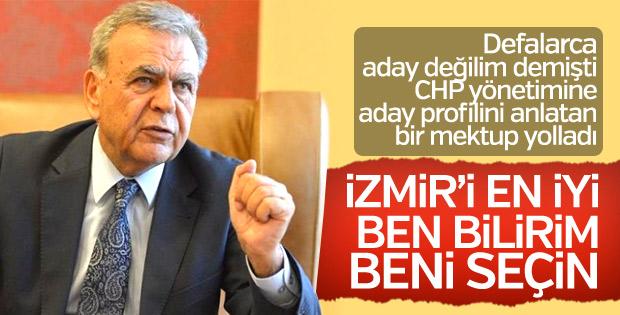Aziz Kocaoğlu'ndan CHP yönetimine mektup
