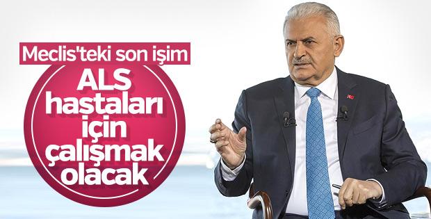 Yıldırım announces his last position at the Grand National Assembly of Turkey