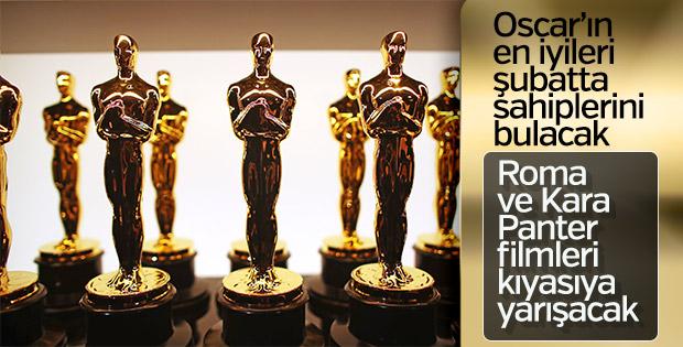 91. Oscar adayları açıklandı