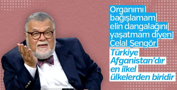 Prof. Şengör: Türkiye en gayri medeni ülkelerden biri