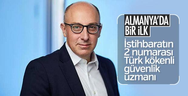 Alman istihbaratının iki numarası Türk