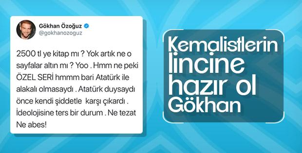 Gökhan Özoğuz'dan Yılmaz Özdil'e eleştiri geldi