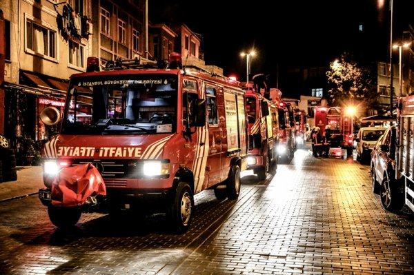 İBB: Sigaradan kaynaklanan yangın sayısı 7 bin 153