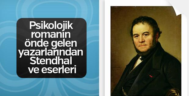 Psikolojik romanın önde gelen yazarlarından Stendhal ve eserleri