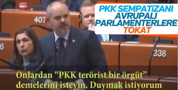 Akif Çağatay Kılıç, AKPM'de PKK gerçeğini anlattı
