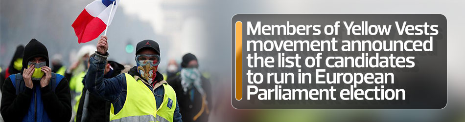 Yellow Vests to run in European elections
