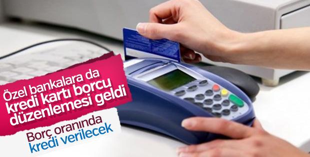 BDDK'dan kredi kartı borçları için yeni düzenleme