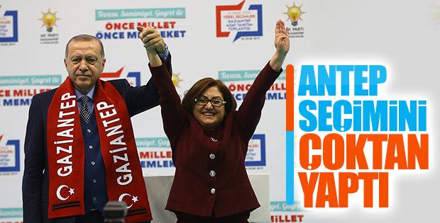 AK Parti Gaziantep adayları tanıtıldı