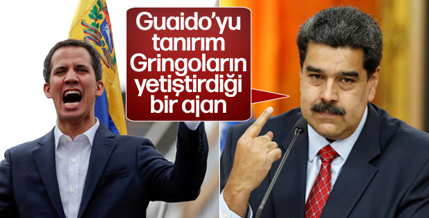 Maduro: Rusya ile iş birliğimiz derinleşecek
