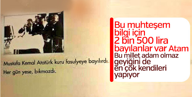 Yılmaz Özdil'in Atatürk'ten uzak Atatürkçülük kitapları