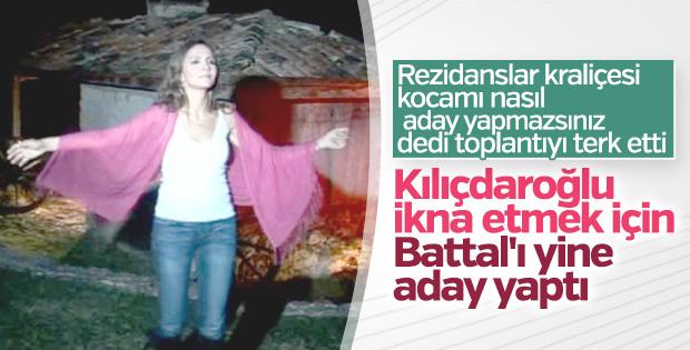 CHP PM'de İlgezdi ile Onursal Adıgüzel'in kavgası