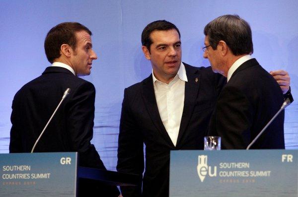 Fransa Akdeniz'de etkin olmak istiyor