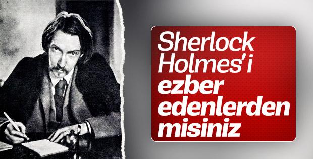 Sherlock Holmes hayranlarını saracak: İntihar Kulübü
