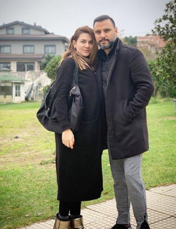 Alişan eşi Buse Varol'u eleştirenlere verdi veriştirdi