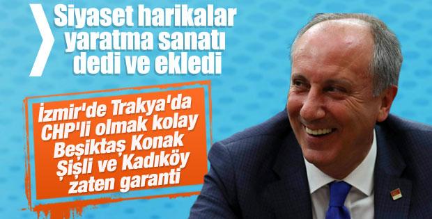 İnce CHP Gümüşhane İl Başkanlığında konuştu