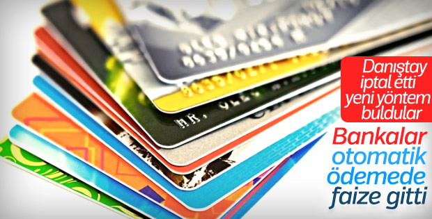 Otomatik fatura ödemesinde banka komisyonu