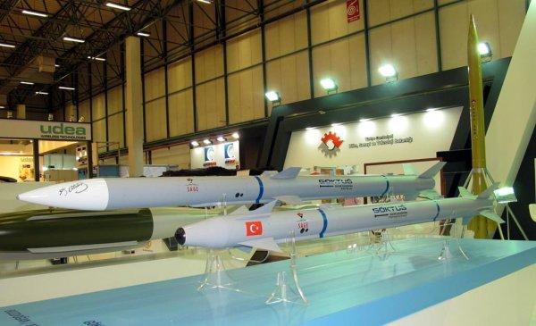 Yerli füzeler F-16lara monte edilecek