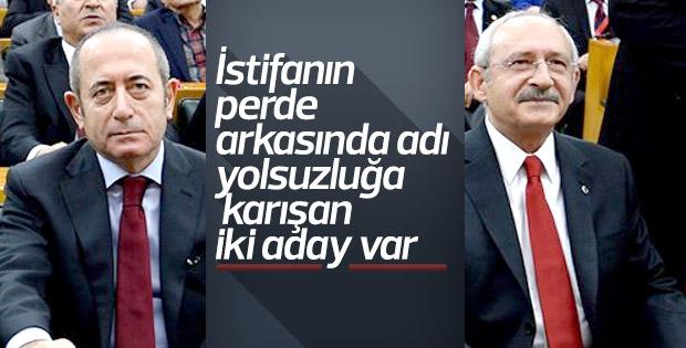 Akif Hamzaçebi'nin istifa nedeni aday tartışması