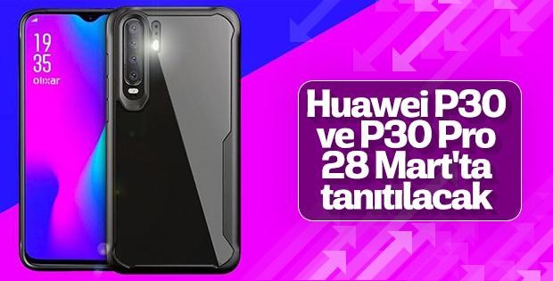 Huawei P30 ve P30 Pro 28 Mart 2019′da tanıtılacak.. İşte detaylar