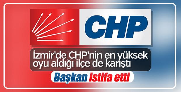 CHP bir istifayla daha sarsıldı