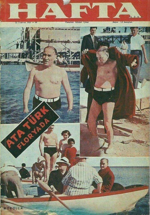 İstanbul'un ilk plajı: Florya
