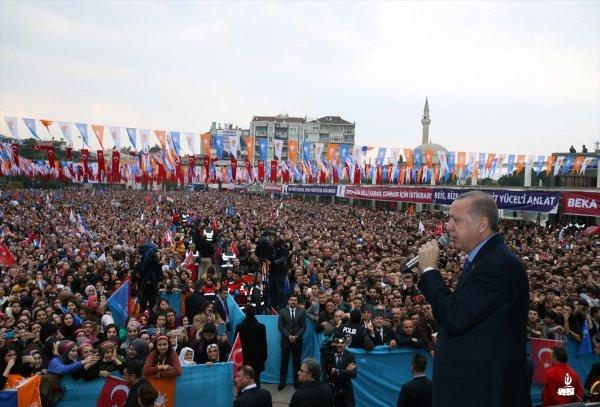 Cumhurbaşkanı Erdoğan: Bizim ki Cumhur İttifakı