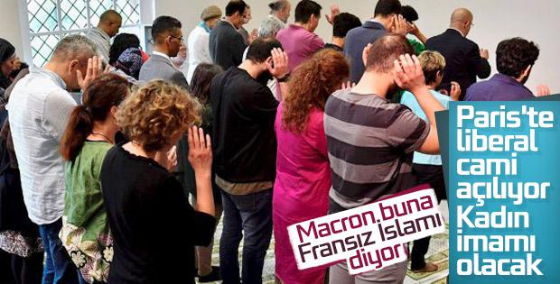 Fransa'da liberal cami açılacak
