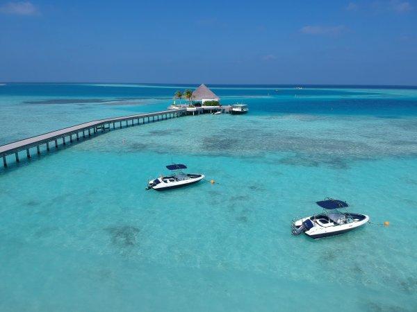 Kışın ortasında Maldivler tatili