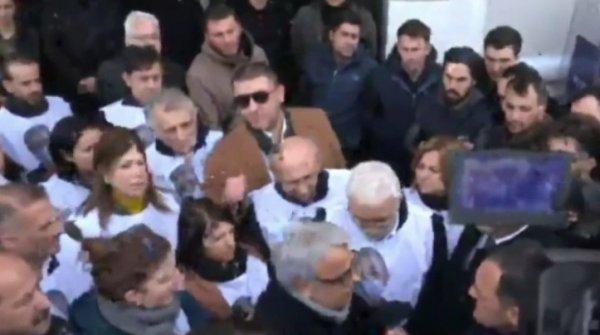 HDP'li Mithat Sancar'a emniyet müdüründen efsane cevaplar