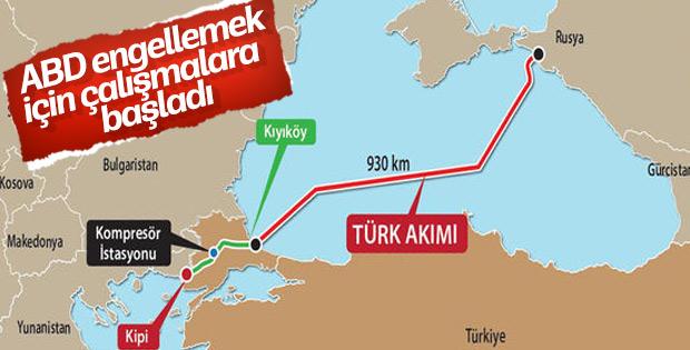Pompeo'dan Macaristan'a Türk Akımı'ndan vazgeçme çağrısı
