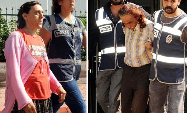 Tecavüzcü baba ve anneye ömür boyu hapis verildi