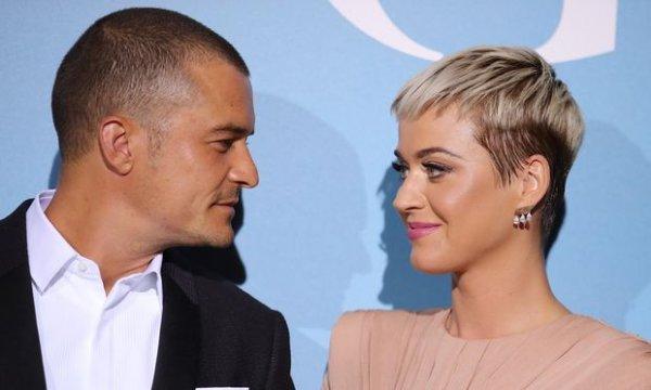 Katy Perry ve Orlando Bloom nişanlandı