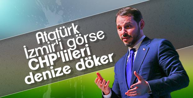 Albayrak: Seçimler hem İzmir hem de Türkiye için önemli