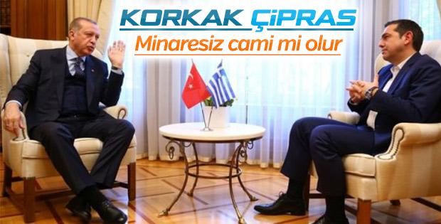 Cumhurbaşkanı Erdoğan Edirne'de konuştu
