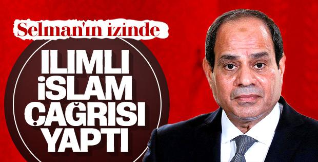 Sisi reform çağrısı yaptı