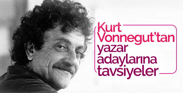 Usta yazar Kurt Vonnegut'tan yazar adaylarına tavsiyeler