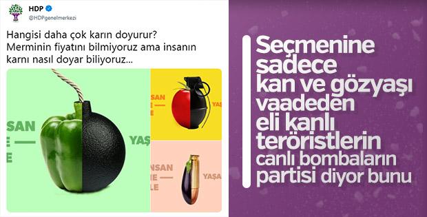 HDP 'merminin fiyatını bilmiyoruz' demeye devam ediyor