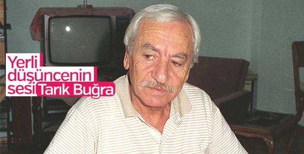 Türk edebiyatının usta ismi Tarık Buğra anılacak