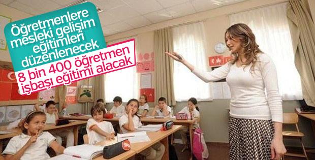 Öğretmenler için yeni model hazırlıkları
